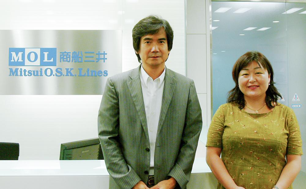 株式会社商船三井 様